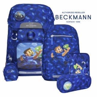 Beckmann Schulranzen Diamond Hunter Set 6-teilig Modell 2020
