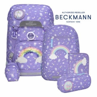 Beckmann Schulranzen Dream Set 6-teilig Modell 2020 bei norway-schulranzenshop.de