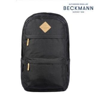 Beckmann Schulranzen College Black