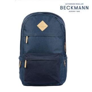 Beckmann Schulrucksack College Blue
