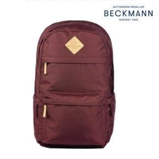 Beckmann Schulranzen College Burgundy