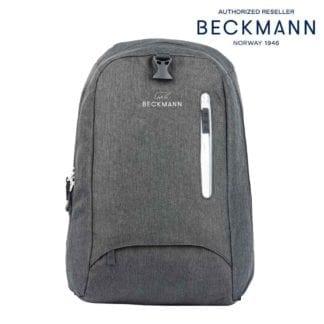 Beckmann Grey Sportrucksack16 Liter Frontansicht