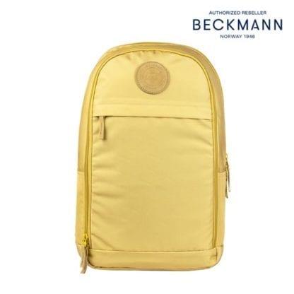 Beckmann Schulrucksack Urban Yellow