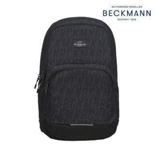 Beckmann Sport Junior Schulrucksack Black 30 Liter von vorne
