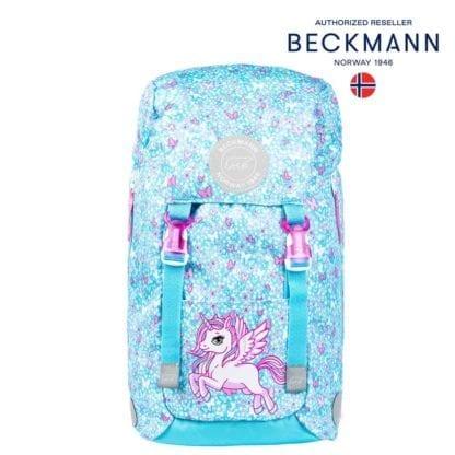 Beckmann Kindergartenrucksack Unicorn Modell-2021 Set bei offiziellem Onlineshop norway-schulranzenshop.de