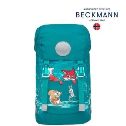 Beckmann Kindergartenrucksack Forest Modell-2021 Set bei offiziellem Onlineshop norway-schulranzenshop.de
