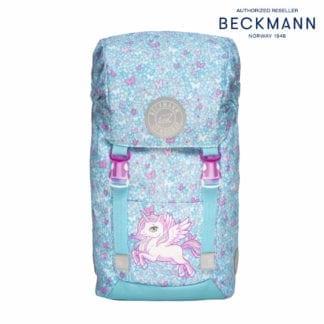 Beckmann Kindergarten Rucksack Unicorn 3-teilig Modell 2020 bei norway-schulranzenshop.de