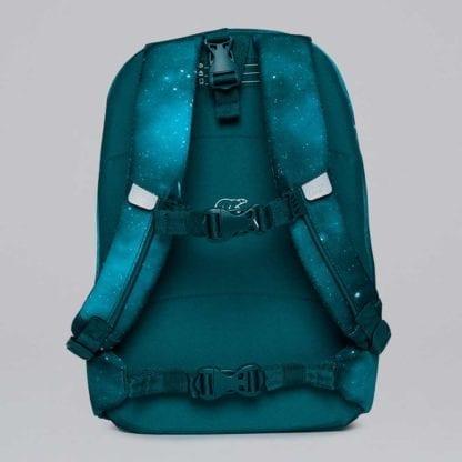 Beckmann Schulranzen Ninja master classic Set 6-teilig Modell-2021 sporttasche hinten bei offiziellem Onlineshop norway-schulranzenshop.de