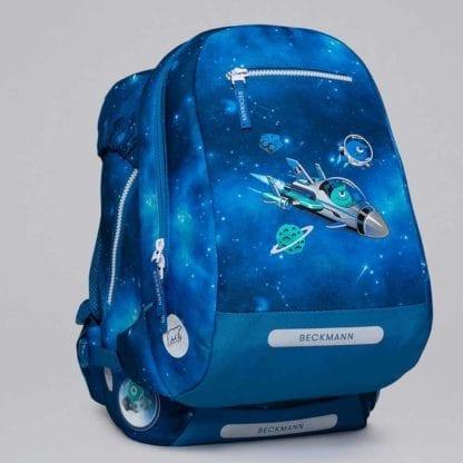 Beckmann Schulranzen Galaxy classic Set 6-teilig Modell-2021 sporttasche bei offiziellem Onlineshop norway-schulranzenshop.de