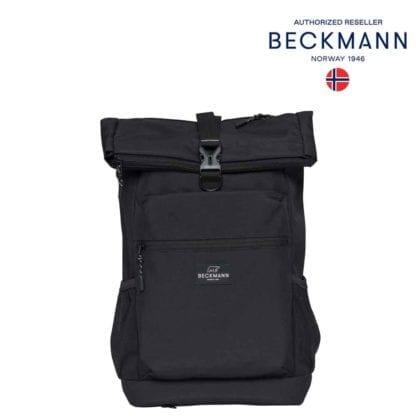 Beckmann Rucksack Sport Light Rolltop Black Liter Modell-2021 Set bei offiziellem Onlineshop norway-schulranzenshop.de