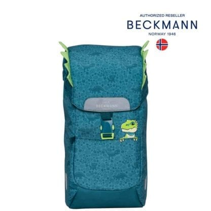 Beckmann Kindergartenrucksack Dino Modell-2021 Set bei offiziellem Onlineshop norway-schulranzenshop.de