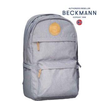 Beckmann Rucksack City Max Grey 34 Liter Modell-2021 bei offiziellem Onlineshop norway-schulranzenshop.de