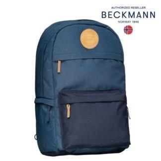 Beckmann Rucksack City Max Blue 34 Liter Modell-2021 bei offiziellem Onlineshop norway-schulranzenshop.de