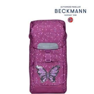 Beckmann Kindergartenrucksack Butterfly Modell-2021 Set bei offiziellem Onlineshop norway-schulranzenshop.de