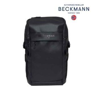 Beckmann Rucksack Street FLX Black 33 Liter Modell-2021 Set bei offiziellem Onlineshop norway-schulranzenshop.de