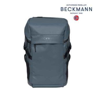 Beckmann Rucksack Street FLX Blue 33 Liter Modell-2021 Set bei offiziellem Onlineshop norway-schulranzenshop.de
