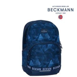 Beckmann Rucksack Sport Junior Blue Quartz 30 Liter Modell-2021 Set bei offiziellem Onlineshop norway-schulranzenshop.de
