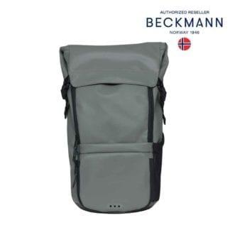 Beckmann Rucksack Street Light Green 22 Liter Modell-2021 Set bei offiziellem Onlineshop norway-schulranzenshop.de