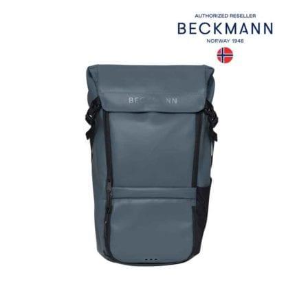 Beckmann Rucksack Street Light Blue 22 Liter Modell-2021 Set bei offiziellem Onlineshop norway-schulranzenshop.de