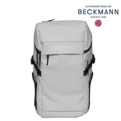 Beckmann Rucksack Street FLX Offwhite 33 Liter Modell-2021 Set bei offiziellem Onlineshop norway-schulranzenshop.de