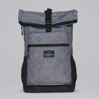 Beckmann Sport light rolltop Grey Melange