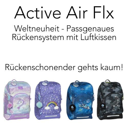 Übersicht Beckmann Active Air Flx